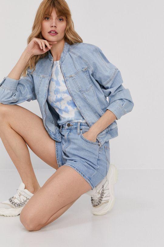 niebieski Pepe Jeans - T-shirt Anitas