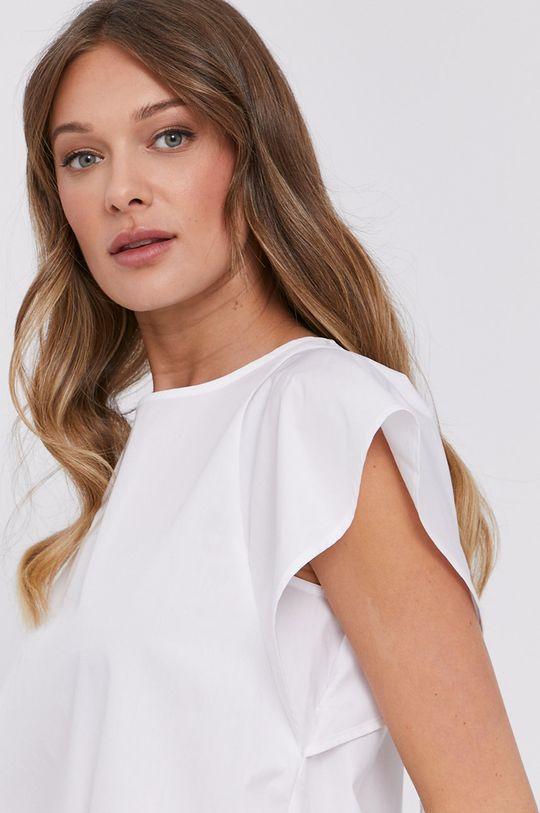 biały MAX&Co. - Bluzka bawełniana
