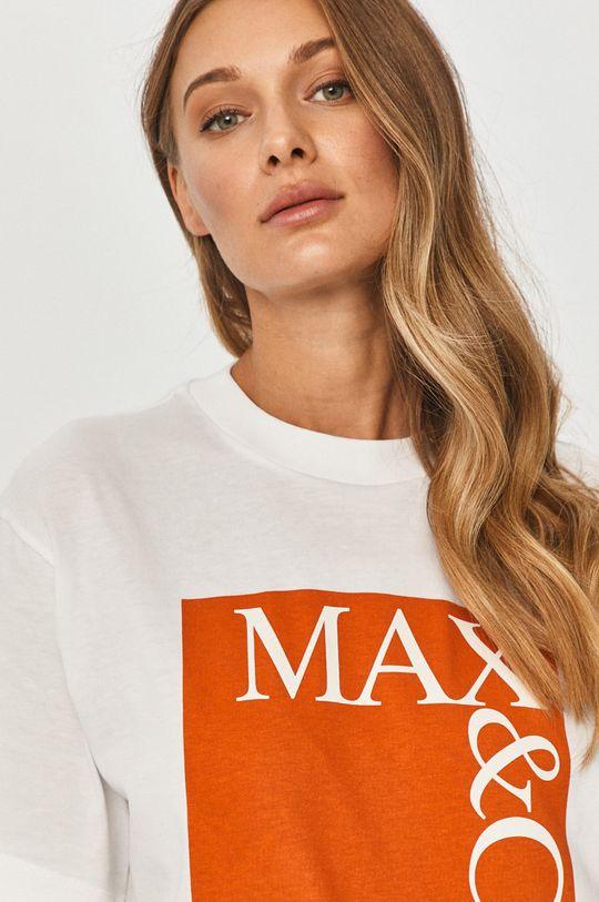 oranžová MAX&Co. - Tričko