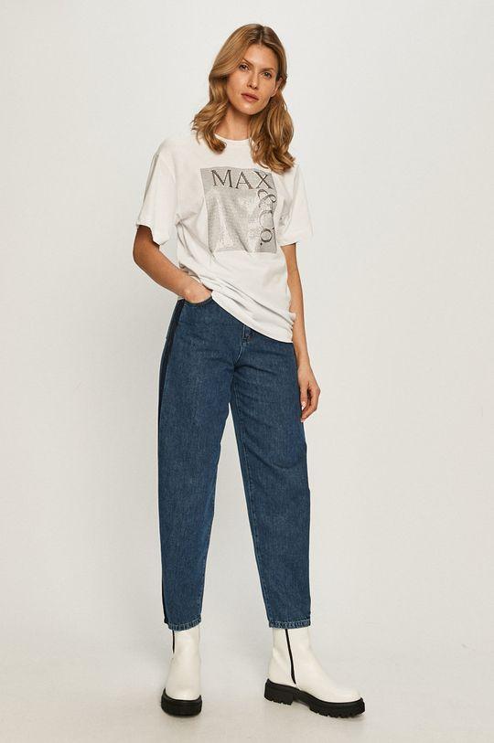 MAX&Co. - T-shirt biały