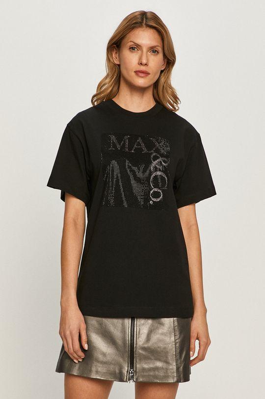 czarny MAX&Co. - T-shirt Damski