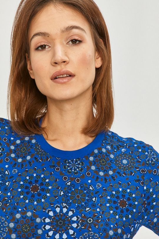 modrá Desigual - Tričko