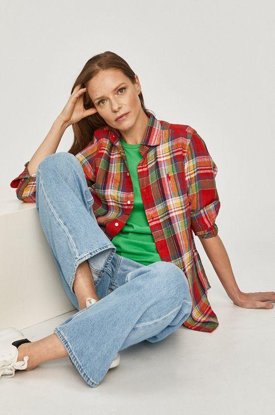 zielony Polo Ralph Lauren - T-shirt