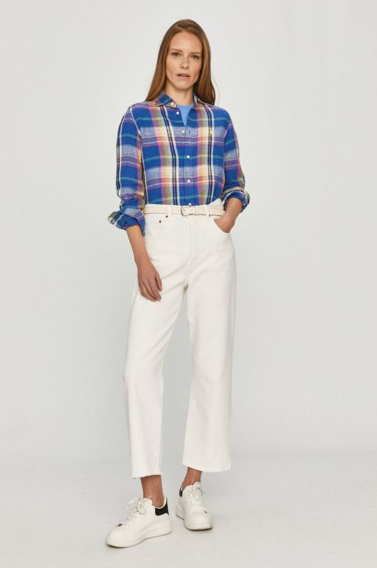 Polo Ralph Lauren - T-shirt jasny niebieski