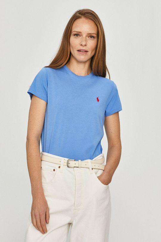 jasny niebieski Polo Ralph Lauren - T-shirt