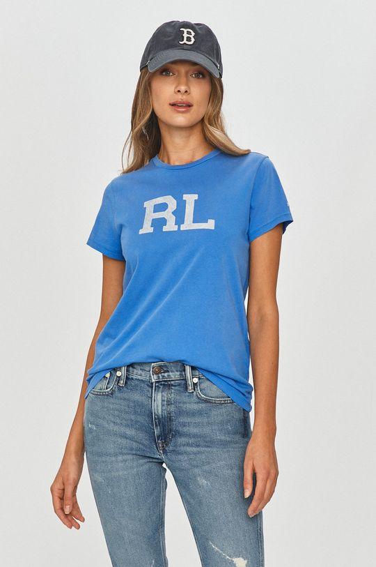 albastru Polo Ralph Lauren - Tricou De femei