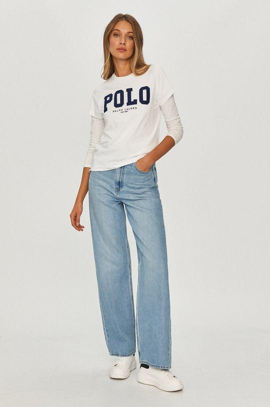 Polo Ralph Lauren - Tricou alb