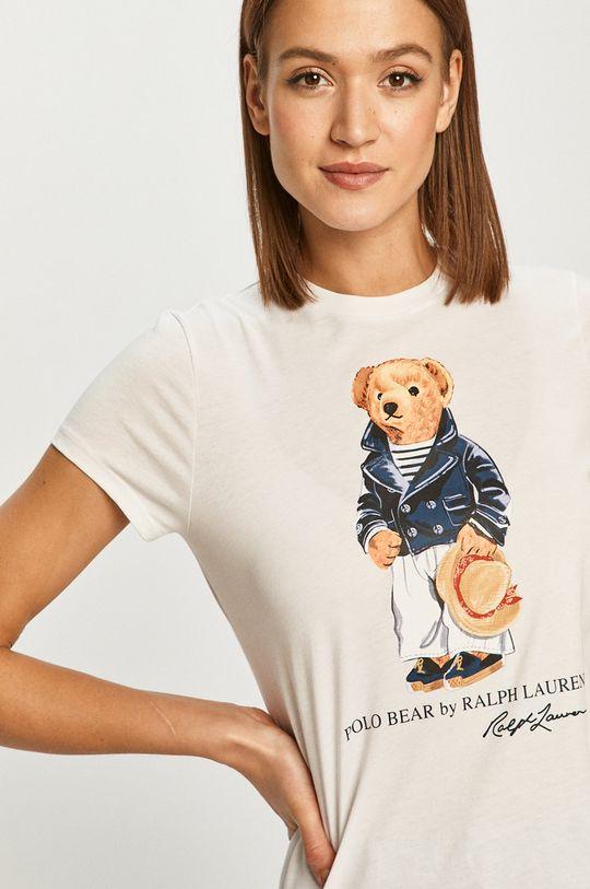 biela Polo Ralph Lauren - Tričko