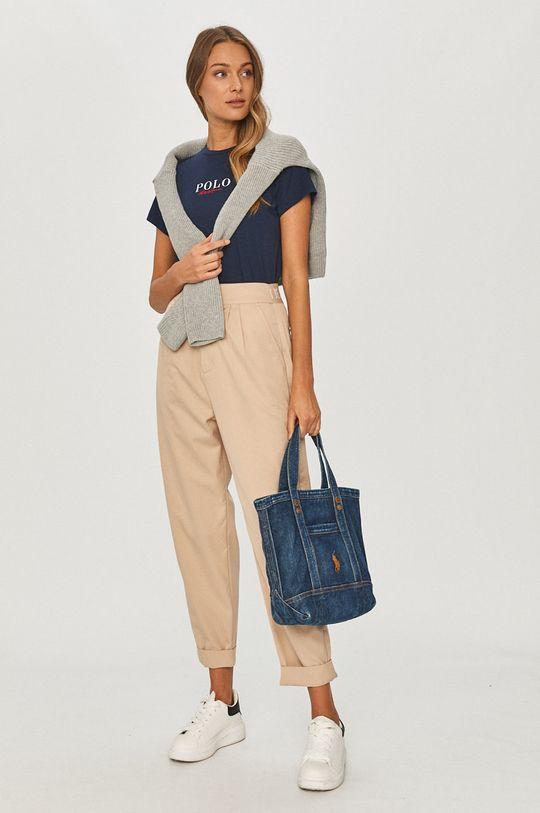 Polo Ralph Lauren - Tricou bleumarin