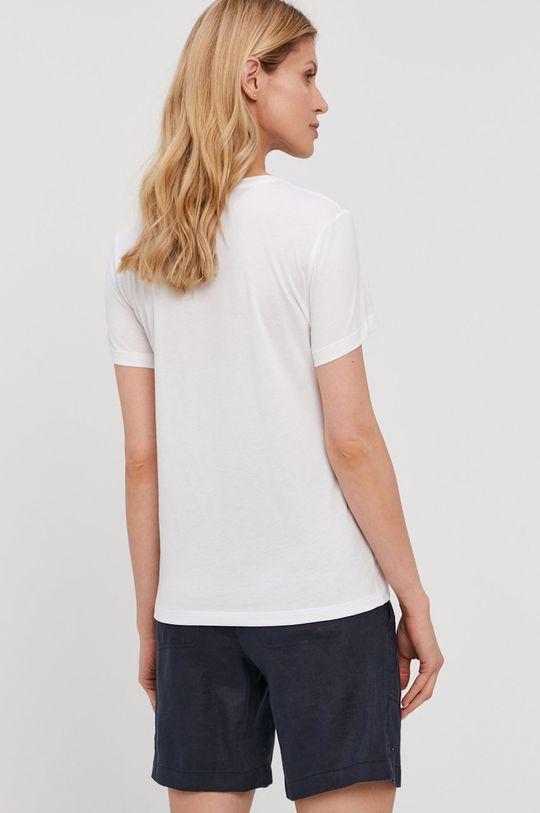 Lauren Ralph Lauren - T-shirt 60 % Bawełna, 40 % Modal