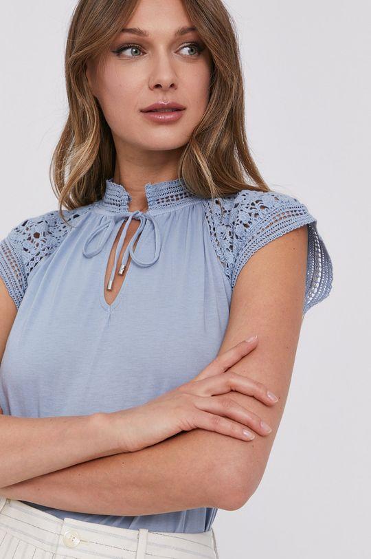 jasny niebieski Lauren Ralph Lauren - T-shirt Damski