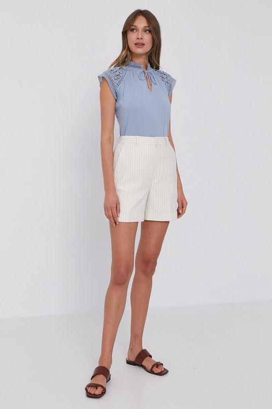 Lauren Ralph Lauren - T-shirt jasny niebieski