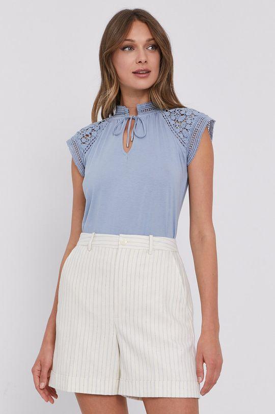 jasny niebieski Lauren Ralph Lauren - T-shirt