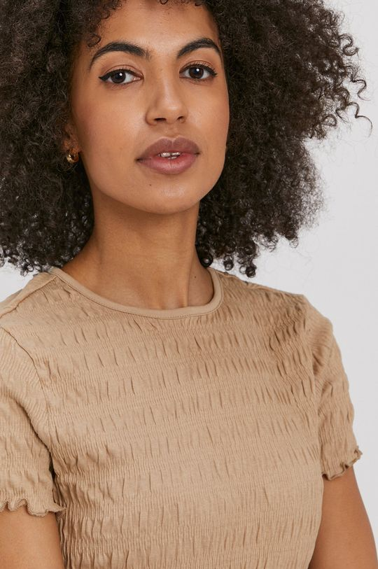 Vero Moda - Tricou nisip