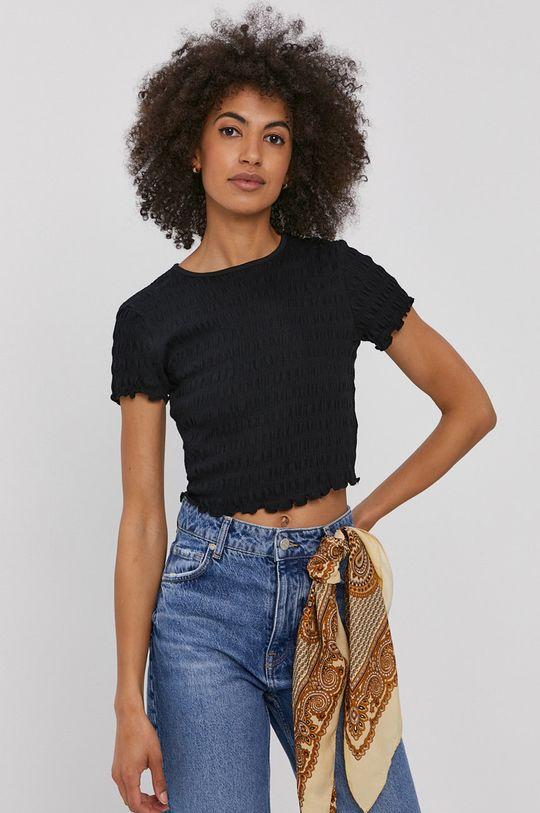 negru Vero Moda - Tricou De femei