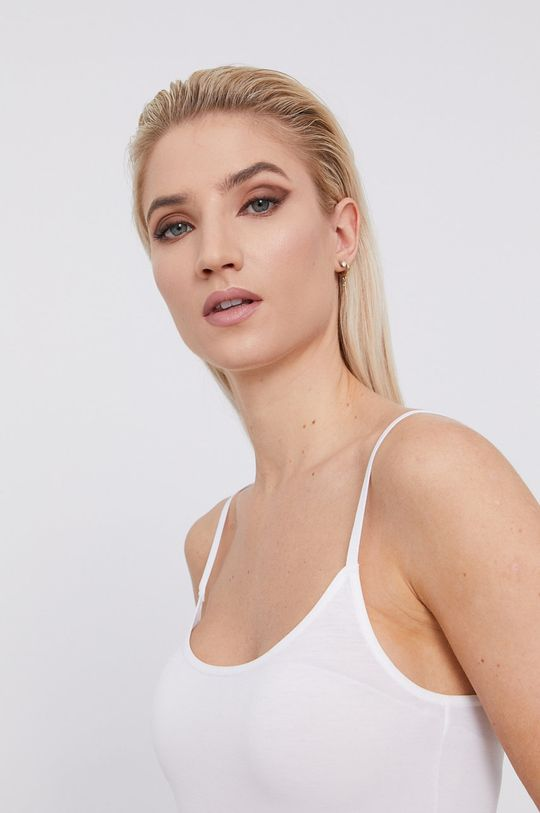 biały Karl Lagerfeld - Top