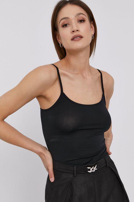 čierna Karl Lagerfeld - Top Dámsky