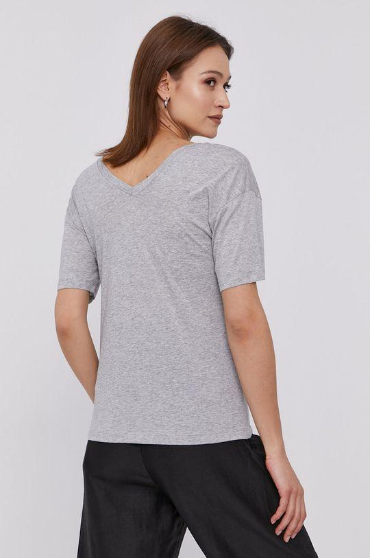 Karl Lagerfeld - T-shirt 33 % Bawełna, 67 % Lyocell