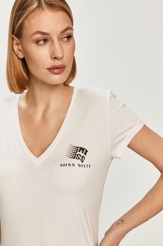 bílá Miss Sixty - Tričko
