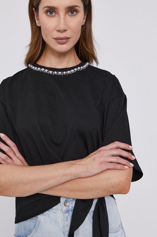 czarny Miss Sixty - T-shirt