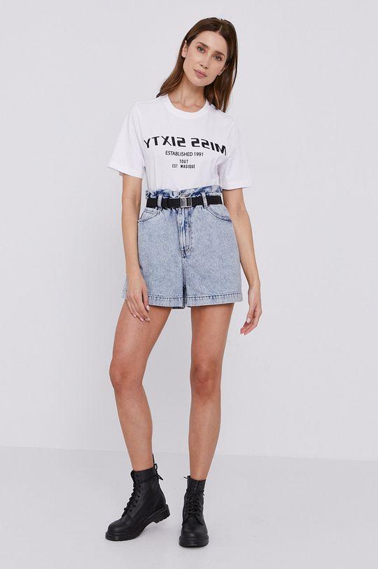 Miss Sixty - T-shirt biały