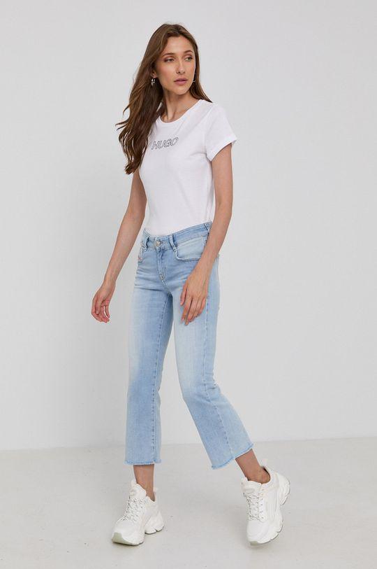 Hugo - T-shirt biały