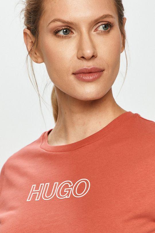 ružová Hugo - Tričko