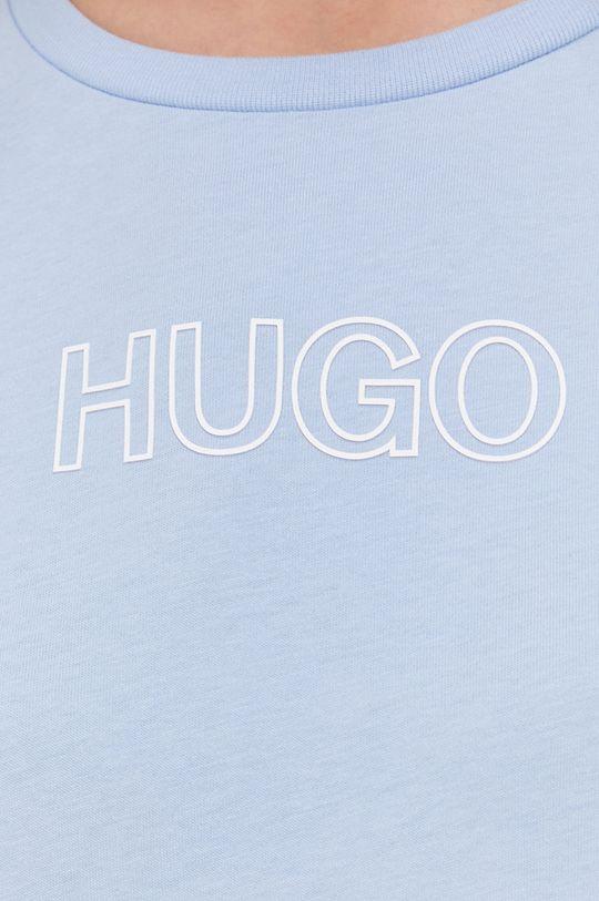 Hugo - T-shirt Damski