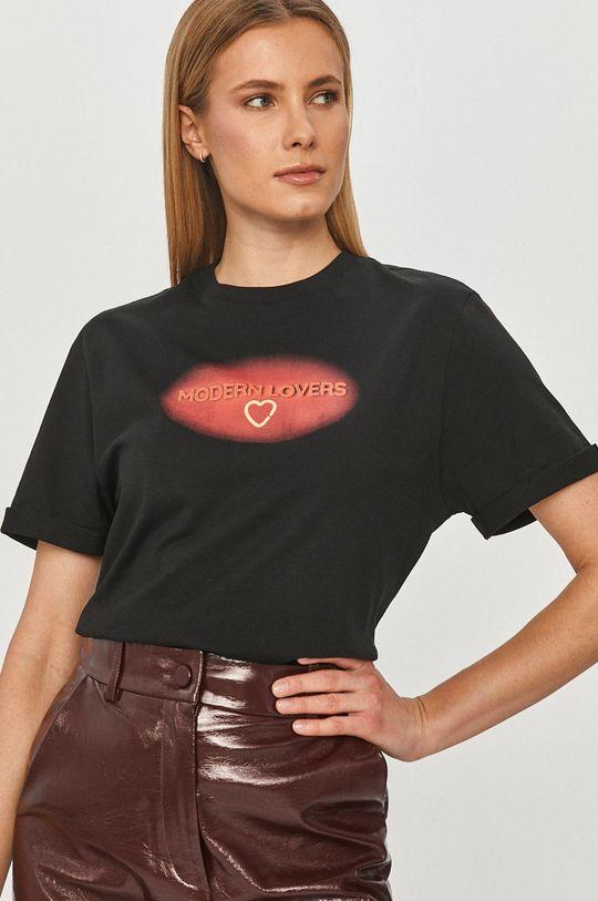 negru Hugo - Tricou De femei