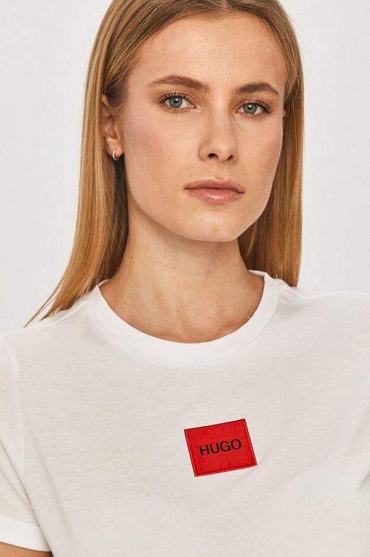 biela Hugo - Tričko
