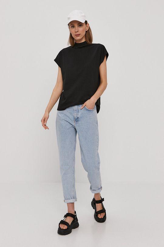 Vero Moda - T-shirt czarny