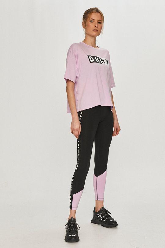 Dkny - Tricou lavanda