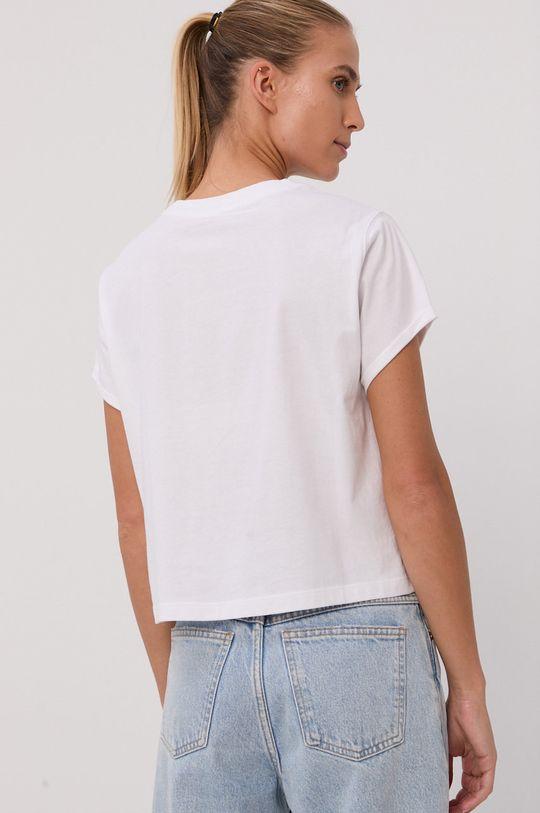 Dkny - T-shirt 100 % Bawełna