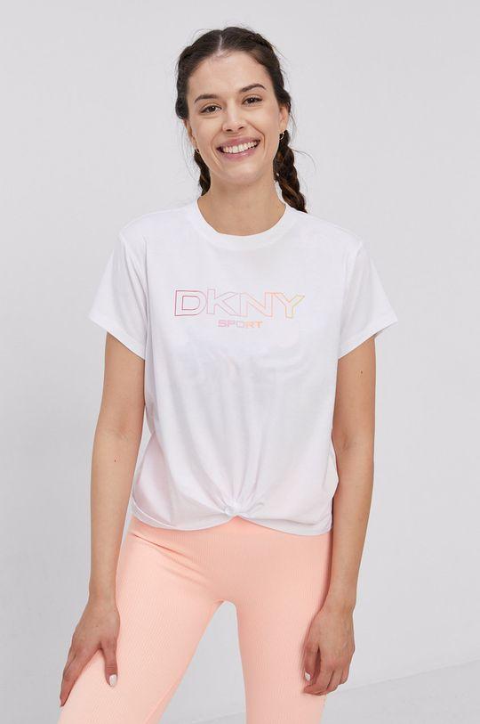 bílá Dkny - Tričko