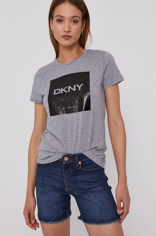 sivá Dkny - Tričko