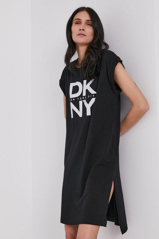 čierna Dkny - Šaty Dámsky