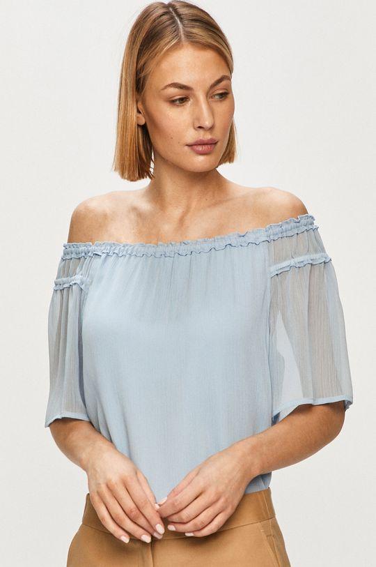 jasny niebieski Dkny - Bluzka