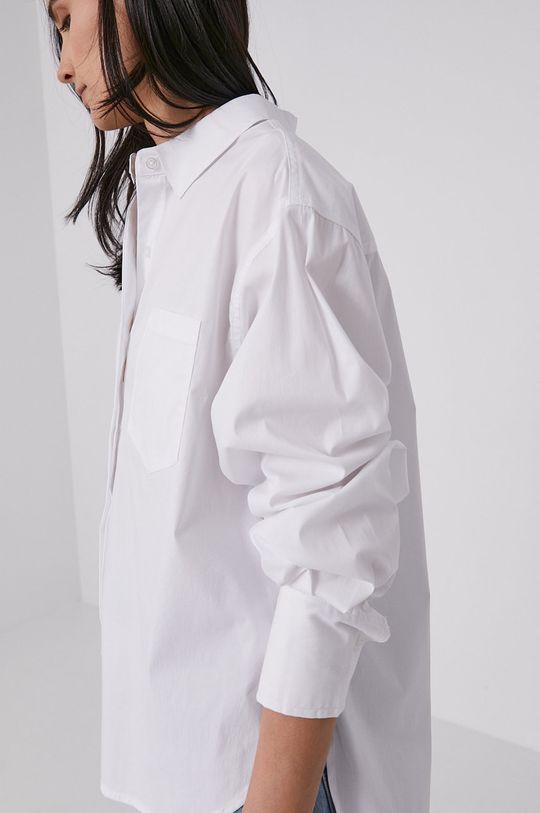 biały Dkny - Koszula Damski