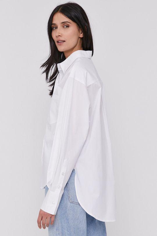 biały Dkny - Koszula