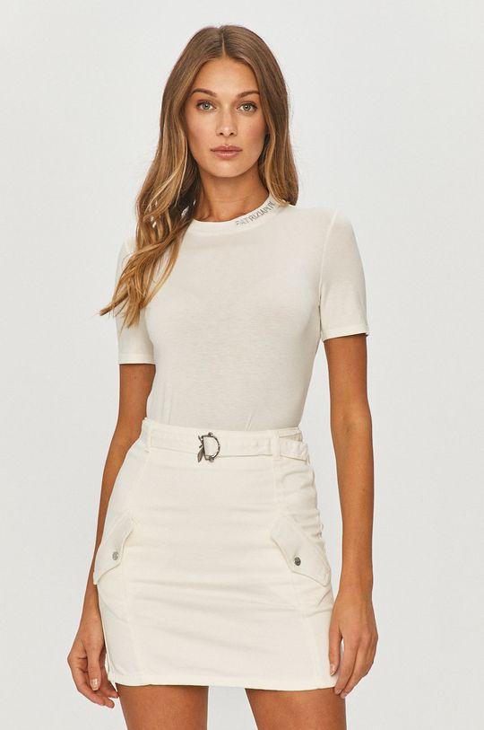 Patrizia Pepe - T-shirt biały