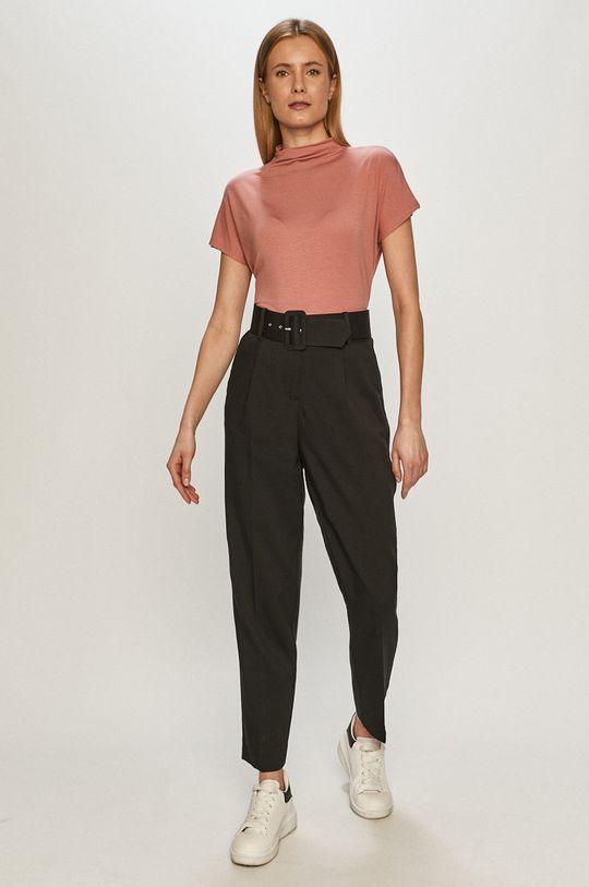 Vero Moda - Tričko pastelová