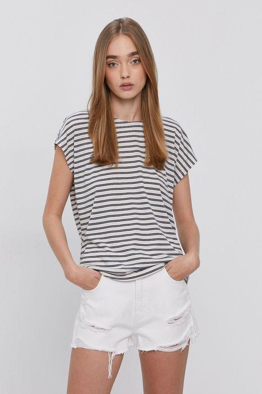 Vero Moda - T-shirt granatowy