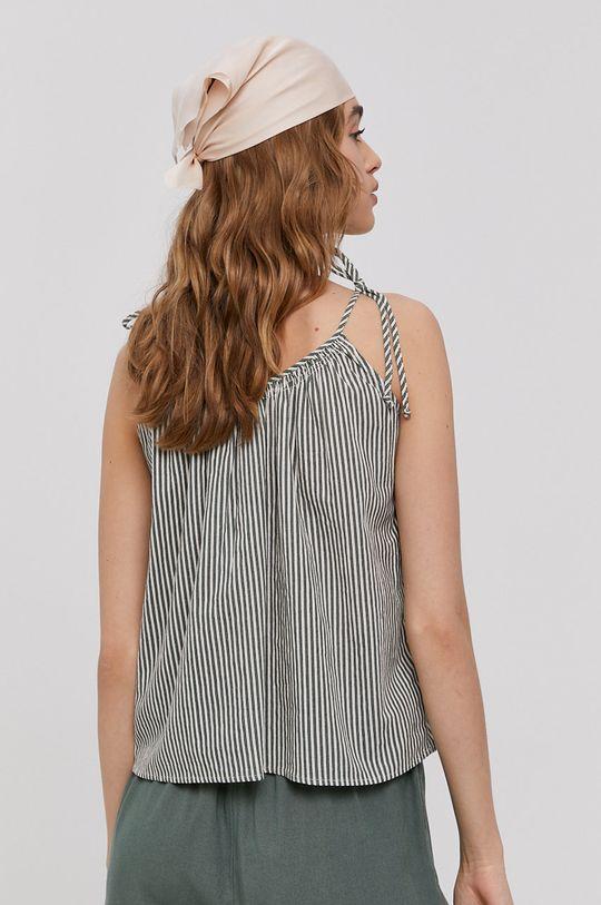 Vero Moda - Bluzka 100 % Bawełna organiczna