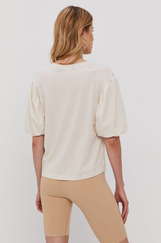 Vero Moda - Tričko  60% Organická bavlna, 40% Recyklovaný polyester
