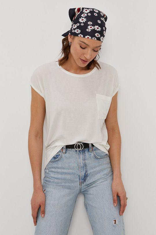 biały Vero Moda - T-shirt Damski