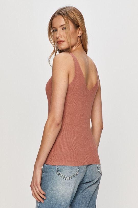 Vero Moda - Top  25% Akryl, 25% Bavlna, 50% Viskóza