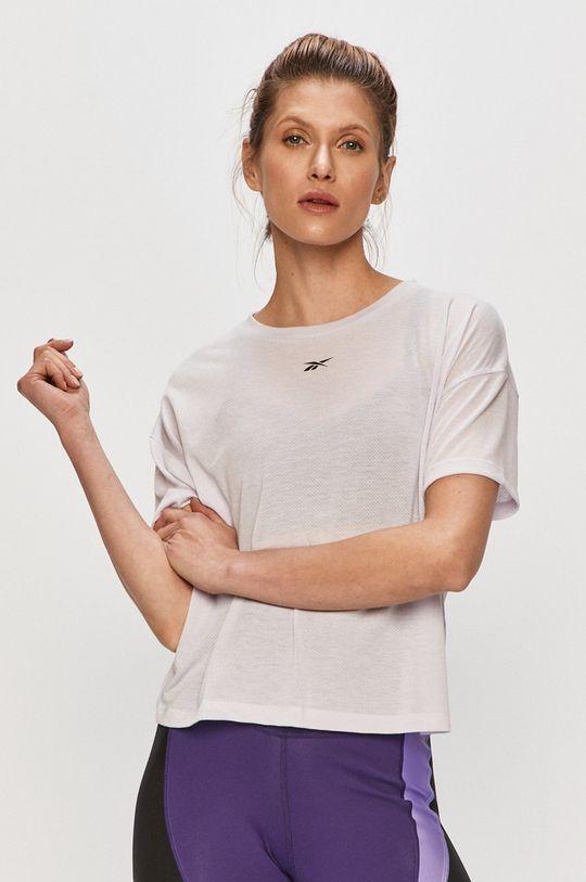 levanduľová Reebok - Tričko