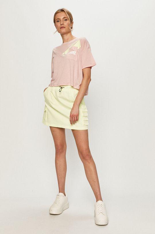 Nike - Tricou roz