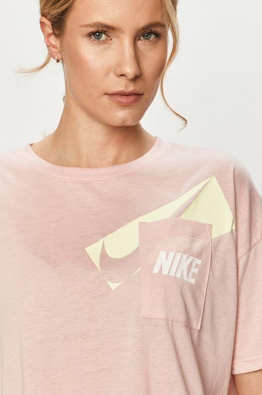 roz Nike - Tricou