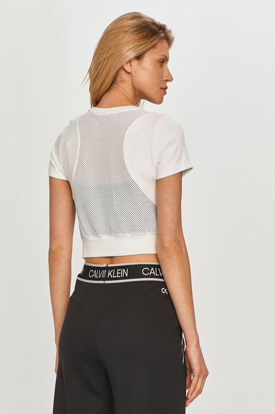 Calvin Klein Performance - Tričko  5% Elastan, 95% Viskóza